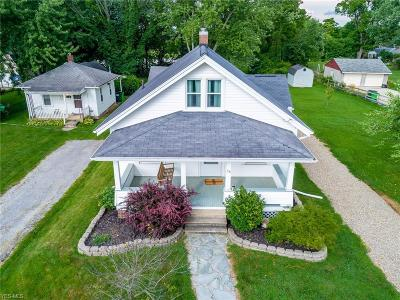 Massillon Single Family Home Active Under Contract: 36 21st Street