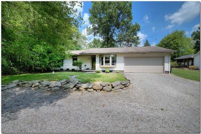 Warren Single Family Home For Sale: 493 Towson Drive