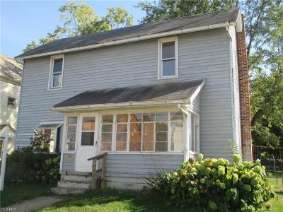 Salem Single Family Home For Sale: 185 E 6th Street