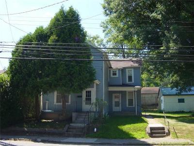 Wellsville Single Family Home For Sale: 2011 Clark Avenue