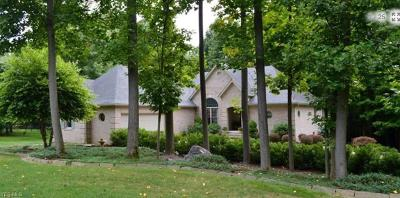 Struthers Single Family Home Active Under Contract: 5551 Walnut Grove Circle