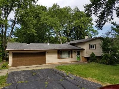 Sagamore Hills Single Family Home Active Under Contract: 8800 Brandywine Road