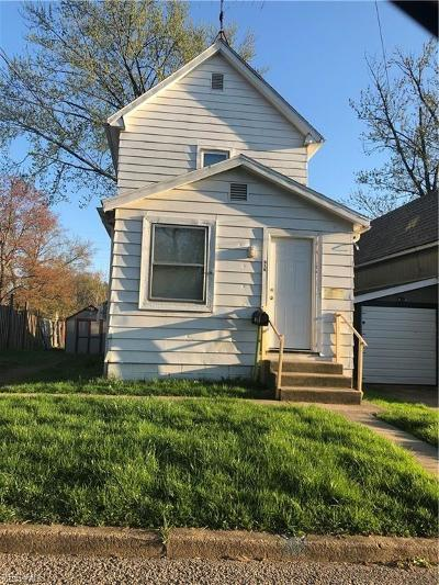 Girard Single Family Home For Sale: 315 Plymouth Avenue