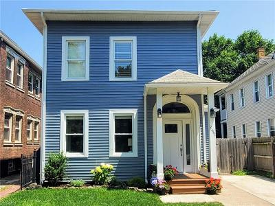 Tremont Single Family Home For Sale: 2481 W 7th Street