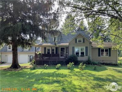 Andover Single Family Home For Sale: 6419 Creek Road