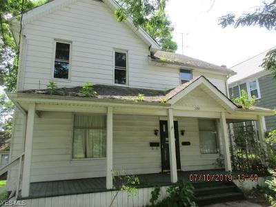 Ravenna Single Family Home For Sale: 338 E Riddle Avenue