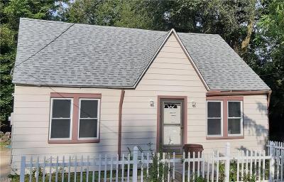 North Royalton Single Family Home For Sale: 10056 Ridge Road