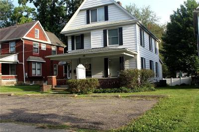 Kent Multi Family Home For Sale: 526-528 W Main Street