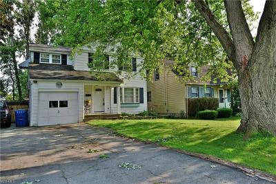 Boardman Single Family Home For Sale: 71 Wilda Avenue