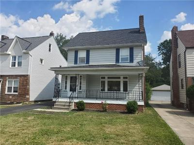University Heights Single Family Home For Sale: 3529 Silsby Road