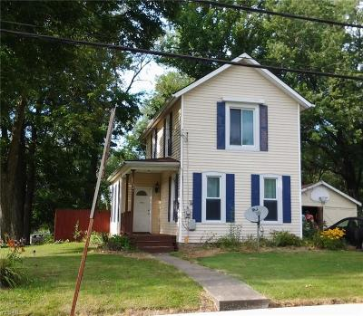 Ravenna Single Family Home For Sale: 301 E Central Avenue