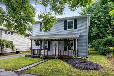 Perry Single Family Home For Sale: 4191 Maple Street