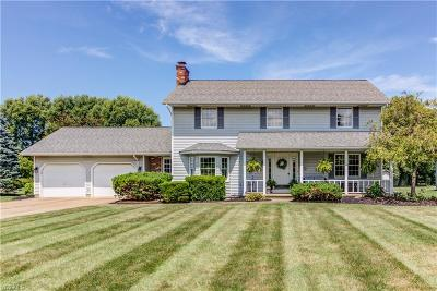 Avon Single Family Home Active Under Contract: 39246 French Creek Road