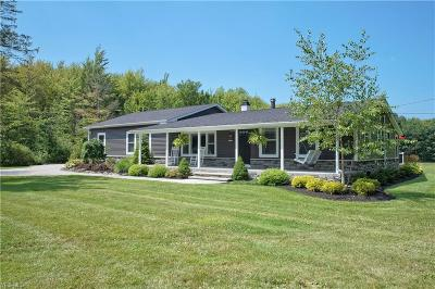 Geneva Single Family Home Active Under Contract: 4643 Cork Cold Springs Road