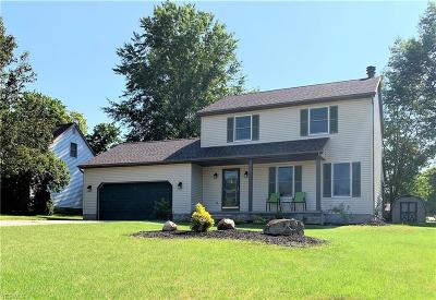Canfield Single Family Home Active Under Contract: 3421 Forty Second Street
