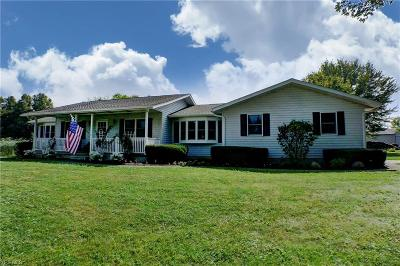 Seville Single Family Home For Sale: 8925 Guilford Road