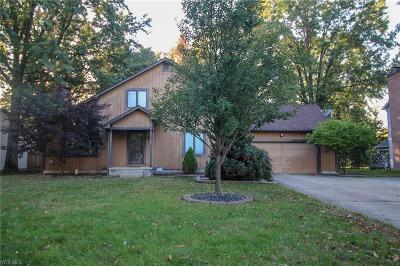Poland Single Family Home For Sale: 8326 Hilltop Drive