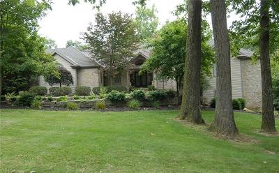Muskingum County Single Family Home For Sale: 5225 Hampton Court