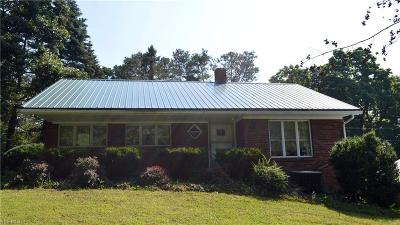 Wellsville Single Family Home For Sale: 1797 Campground Road