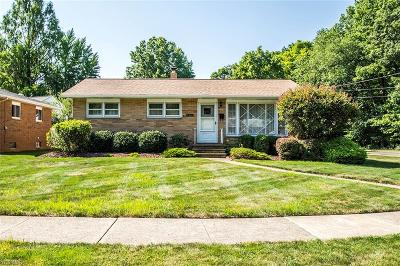 Cleveland OH Single Family Home For Sale: $154,900