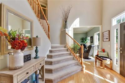 Olmsted Falls Single Family Home Active Under Contract: 26985 Waterside Drive