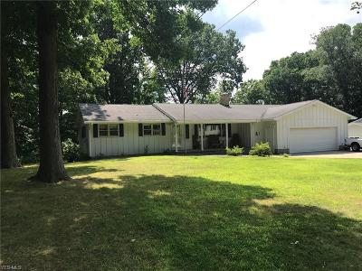 Ashtabula Single Family Home For Sale: 4510 Diane Drive