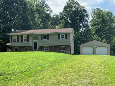 Zanesville Single Family Home Active Under Contract: 3325 Forest Hills Lane
