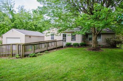 Kent Single Family Home For Sale: 3404 Sunnybrook Road