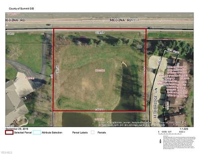 Copley Residential Lots & Land For Sale: 4520 Medina Road