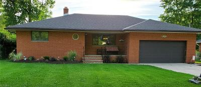 North Royalton Single Family Home For Sale: 8380 Abbey Road