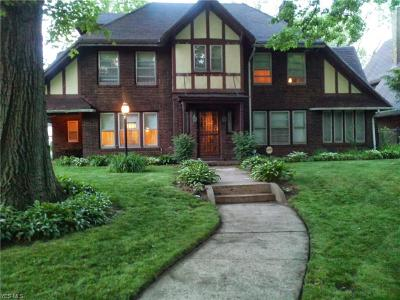 Cleveland Single Family Home For Sale: 883 East Boulevard