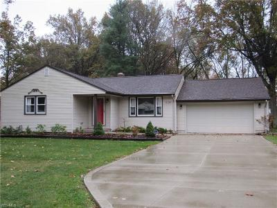 Single Family Home For Sale: 5559 Red Apple Drive