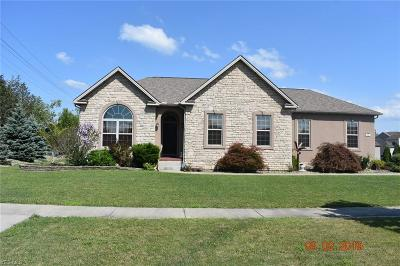 Brunswick Single Family Home Active Under Contract: 1367 Easton Way