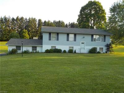 Zanesville Single Family Home Active Under Contract: 1582 Bowers Lane