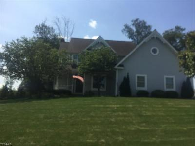 Massillon Single Family Home For Sale: 3129 Castle West Circle