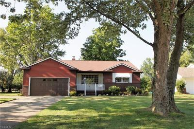 Highland Heights Single Family Home For Sale: 5485 Kenbridge Drive