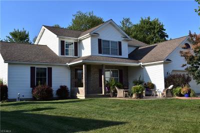 Brunswick Single Family Home For Sale: 3343 Barra Drive