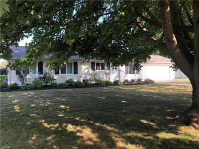 Mentor-On-The-Lake Single Family Home Active Under Contract: 5961 Thunderbird Drive