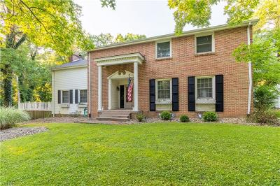 Canfield Single Family Home For Sale: 120 Sleepy Hollow Drive