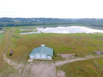 Guernsey County Residential Lots & Land For Sale: 13365 Ideal Rd