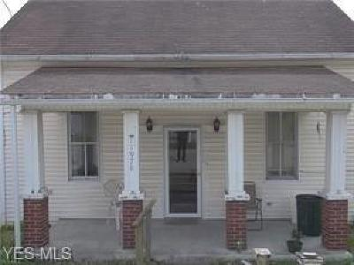 Guernsey County Single Family Home For Sale: 11978 Clay Pike