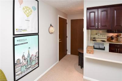 Condo/Townhouse Active Under Contract: 50 S Rocky River Drive #504