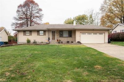 Boardman Single Family Home For Sale: 35 Midwood Circle