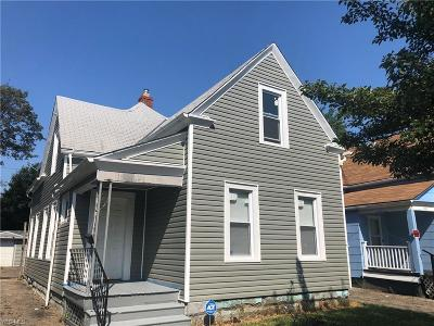 Single Family Home For Sale: 2184 W 81st Street