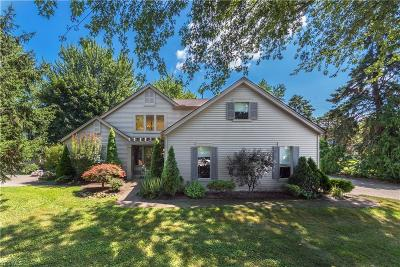 Avon Single Family Home Active Under Contract: 39361 Detroit Road