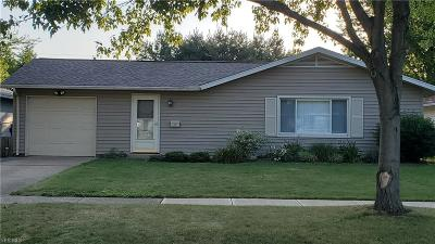 Single Family Home For Sale: 728 Trotter Lane