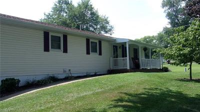 Zanesville Single Family Home Active Under Contract: 1586 Bowers Lane