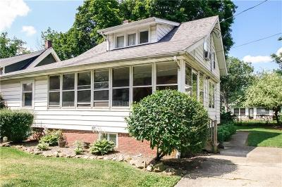 Chagrin Falls Single Family Home For Sale: 36 Olive Street