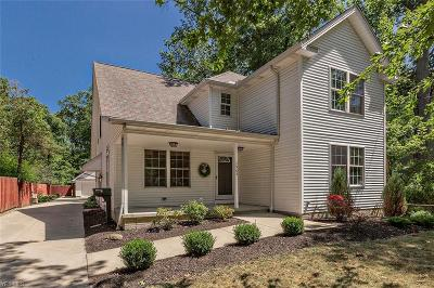 Single Family Home For Sale: 1905 Canterbury Road