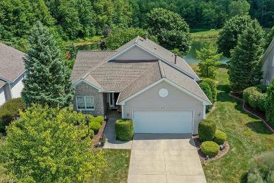 Single Family Home Active Under Contract: 4247 Lake Harbour Way